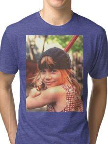 I Ain't Gonna Hurt It Tri-blend T-Shirt