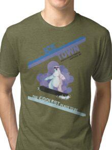 Ice Town Tri-blend T-Shirt