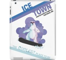 Ice Town iPad Case/Skin