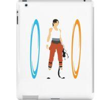 Portal Chell iPad Case/Skin