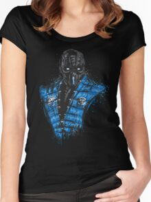 Mortal Ice Women's Fitted Scoop T-Shirt