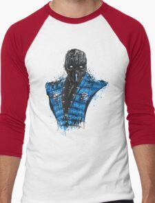 Mortal Ice Men's Baseball ¾ T-Shirt