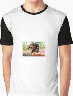 Miniature Dachshund  Graphic T-Shirt