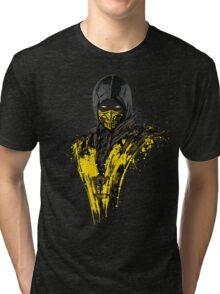 Mortal Fire Tri-blend T-Shirt