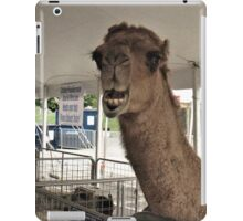 """"""" 'HA, That's a Good 'en Right There, Don't Care Who Ya Are!' """"... prints and products iPad Case/Skin"""