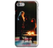 CLEXA VOW iPhone Case/Skin