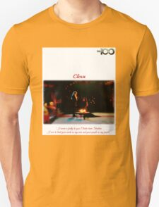 CLEXA VOW Unisex T-Shirt