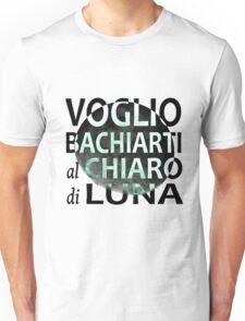 La Sfida - Moonlight (Mint) Unisex T-Shirt