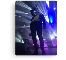 Mark Foster from Foster the People Canvas Print