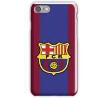 Barcelona FC iPhone Case/Skin