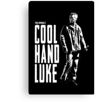 Paul Newman - Cool Hand Luke Canvas Print