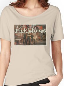 Pickletones City Women's Relaxed Fit T-Shirt
