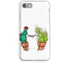 Cacti Neighborhood iPhone Case/Skin