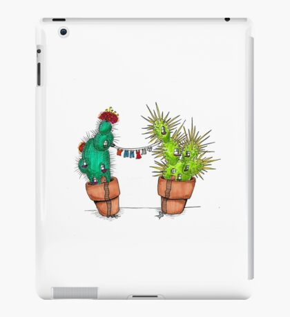 Cacti Neighborhood iPad Case/Skin