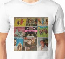 Vintage Records Collection 1A Unisex T-Shirt