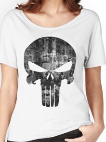 The Punisher Women's Relaxed Fit T-Shirt