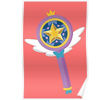 Star's Wand Poster