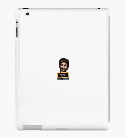 Benjamin Butch iPad Case/Skin
