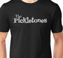 The Pickletones White Unisex T-Shirt
