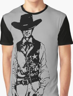 Marshal Kane Graphic T-Shirt