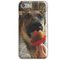 Cute German Shepard  iPhone Case/Skin