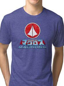 Macross Logo Tri-blend T-Shirt