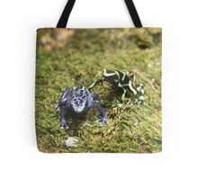poisonous frogs Tote Bag
