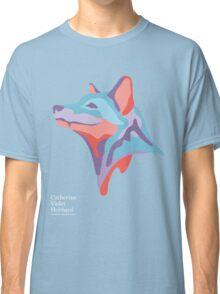 Catherine's Fox - Dark Shirts Classic T-Shirt