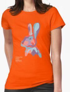 Catherine's Rabbit - Dark Shirts Womens Fitted T-Shirt