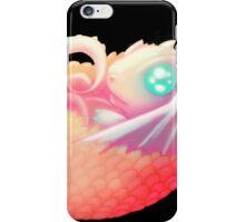 Hatchling - Black Background iPhone Case/Skin