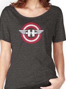Autism Awareness Shirt for Autism Month | Captain Autism Superhero T-Shirt Women's Relaxed Fit T-Shirt