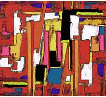 Maze Photographic Print