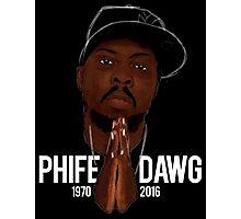 Phife Dawg Photographic Print