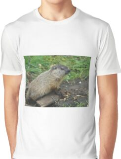 baby groundhog Graphic T-Shirt