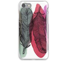 Feathers iPhone Case/Skin
