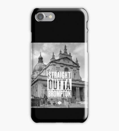 Straight Outta Brompton! iPhone Case/Skin