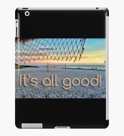It's All Good iPad Case/Skin