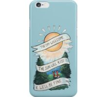 Please Pardon Yourself by the Avett Brothers Design iPhone Case/Skin