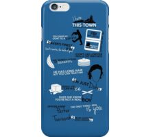 """Haven""ly Quotes iPhone Case/Skin"