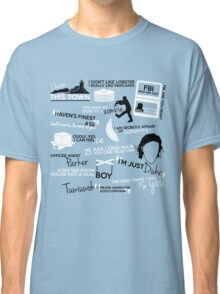 """""""Haven""""ly Quotes Classic T-Shirt"""