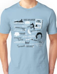 """""""Haven""""ly Quotes Unisex T-Shirt"""