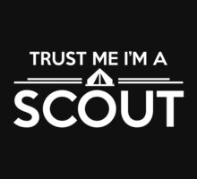 Trust me I'm a scout Baby Tee