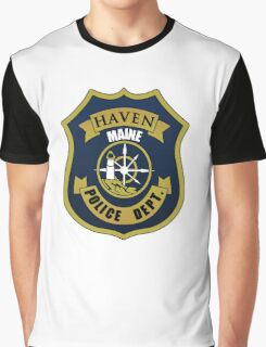 Haven PD. (Alternate) Graphic T-Shirt
