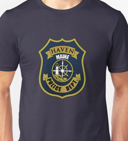 Haven PD. (Alternate) Unisex T-Shirt