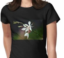 Whirling Butterflies Womens Fitted T-Shirt