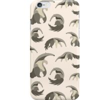 ANTEATER PATTERN iPhone Case/Skin