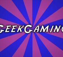 GeekGaming Sticker Thing Sticker