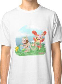 Easter Pokemon Egg Painting  Classic T-Shirt