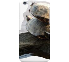 Yoga Turtles iPhone Case/Skin