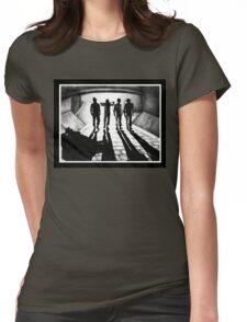 A clockwork... Womens Fitted T-Shirt